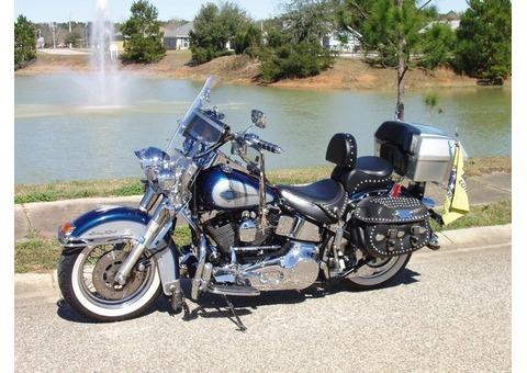 1999 Harley Heritage Softail Classic