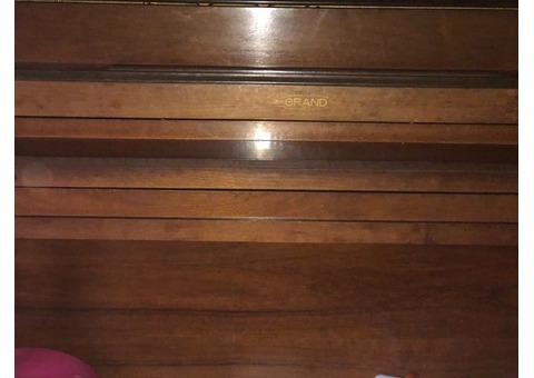 Piano /  sale or trade