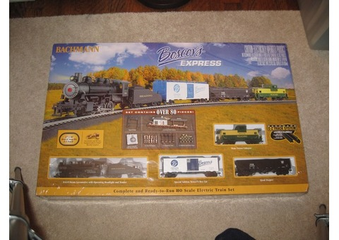 Bachmann HO train set