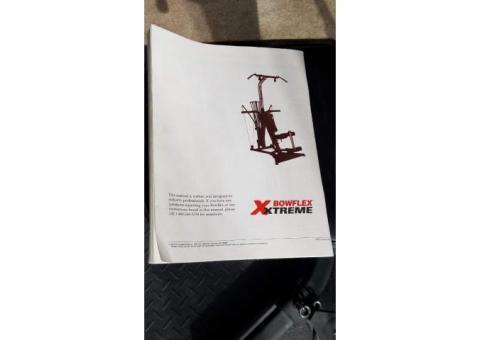 Bowflex Extreme