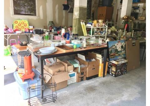 Multi Family Garage Sale Saturday 5/22