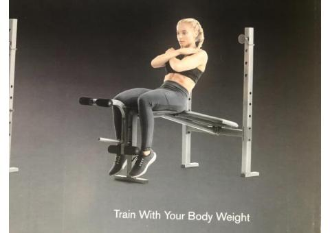 Weight Bench (New)