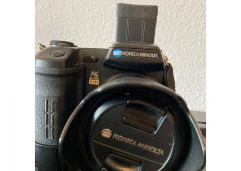 Monolta A-1 35 mm digital camera