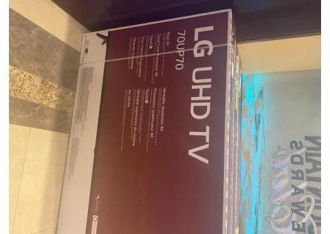 70 inch tv LG