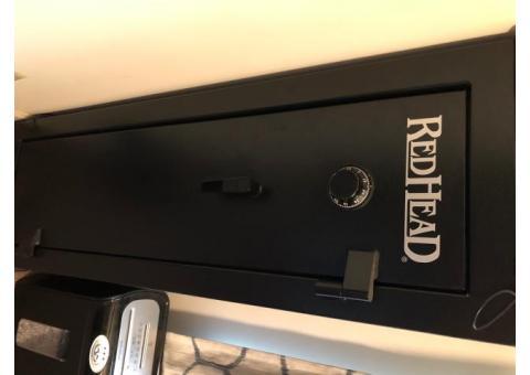 New gun safe